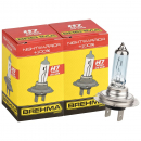 Duo Set BREHMA H7 12V 55W NightWarrior Lampe  +100% mehr Licht